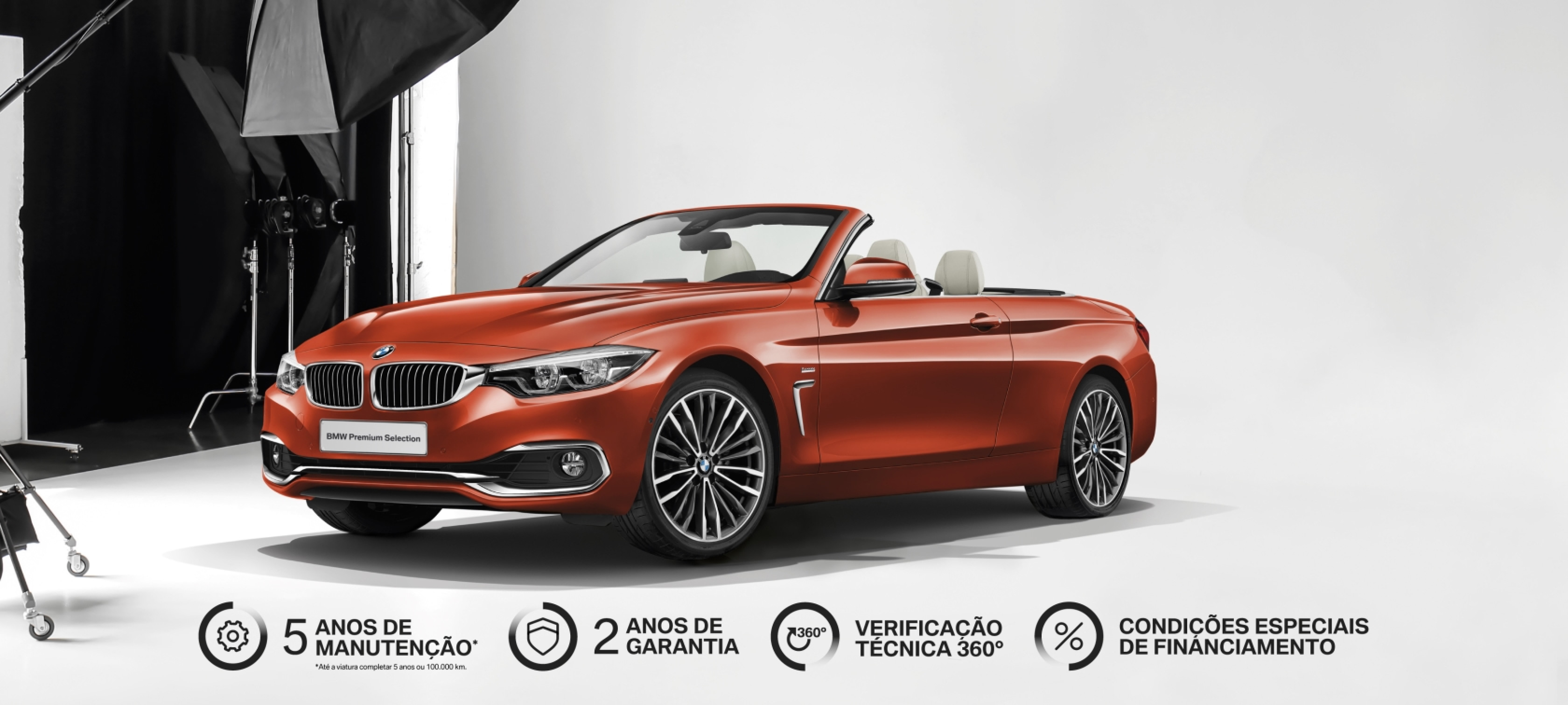 BMW Premium Selection Vantagens